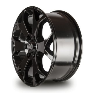 GHOST.6 8,5x20 ET30 6/114,3 glossy-black